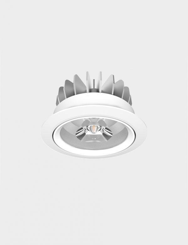 D900 Classic Downlight (Brightgreen) - Lights Lights Lights