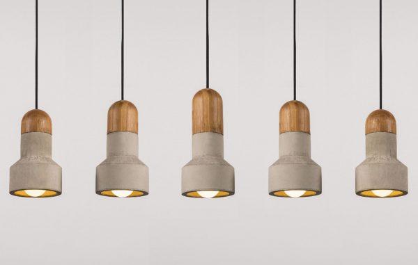 Qie Concrete Lights Lights Lights
