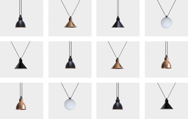 Acrobates pendant (DCW Editions) - Lights Lights Lights