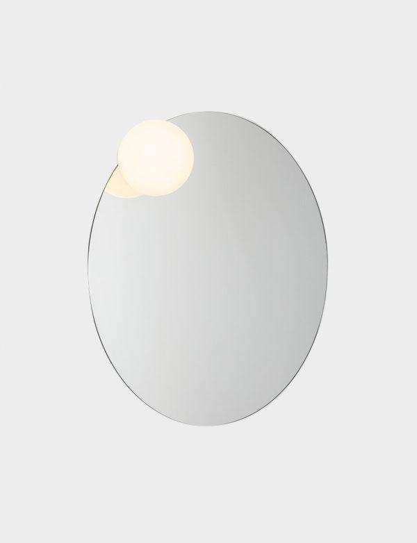 Circ Mirror vanity wall light (Estiluz) - Lights Lights Lights