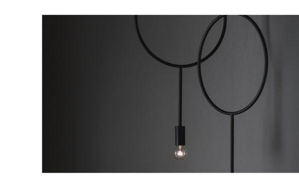 Circle pendant (Northern) - Lights Lights Lights