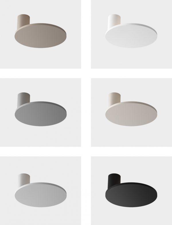 Collide wall light (Rotaliana) - Lights Lights Lights