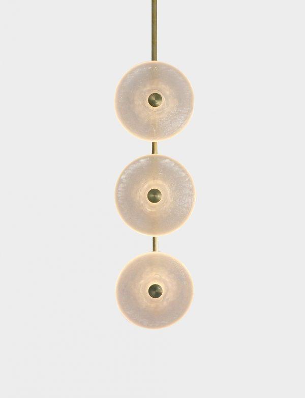 Coral Trio pendant light (Soktas) - Lights Lights Lights