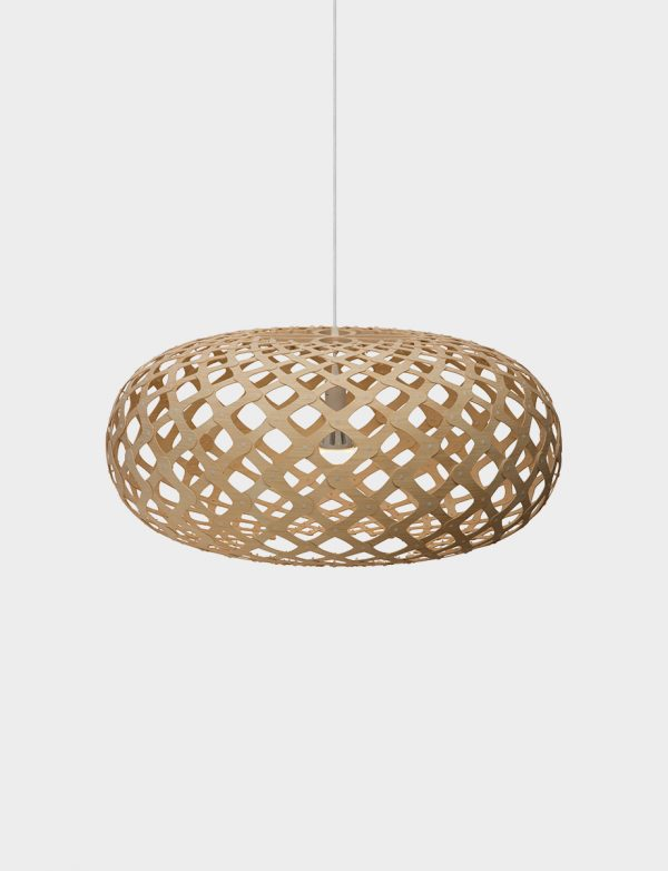 David Trubridge Kina pendant - Lights Lights Lights