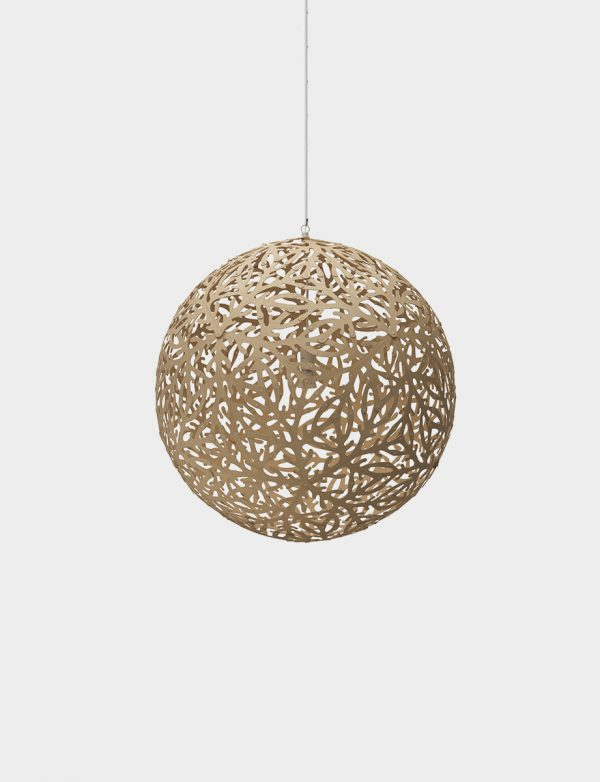 David Trubridge Sola pendant - Lights Lights Lights