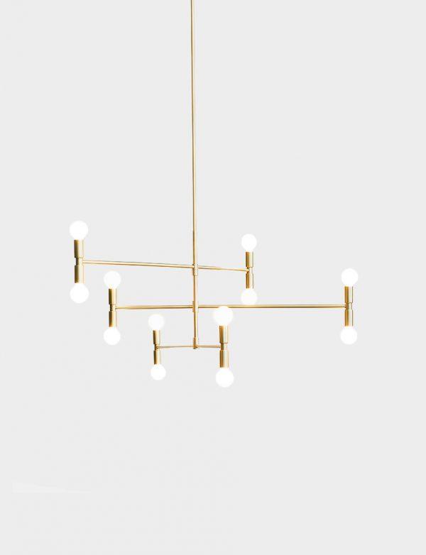Dot Atomium pendant (Lambert & Fils) - Lights Lights Lights