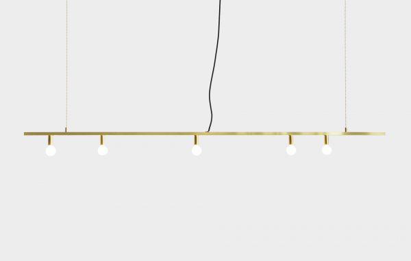 Dot Line pendant (Lambert & Fils) - Lights Lights Lights
