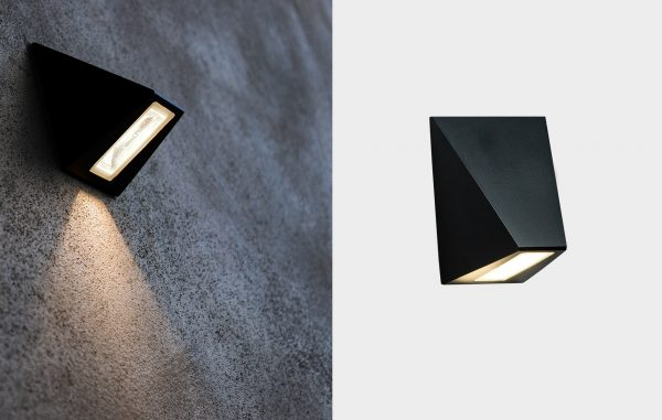 Edge exterior wall light (Unios) - Lights Lights Lights