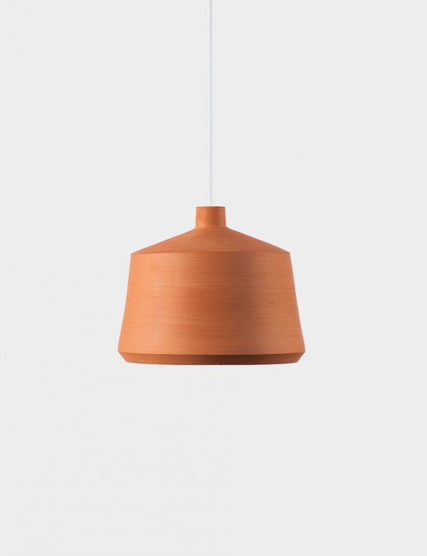Flame Pendant (Pott - Klaylife) - Lights Lights Lights