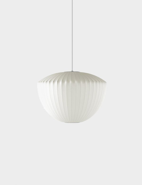 George Nelson Apple Bubble Pendant (Herman Miller) - Lights Lights Lights