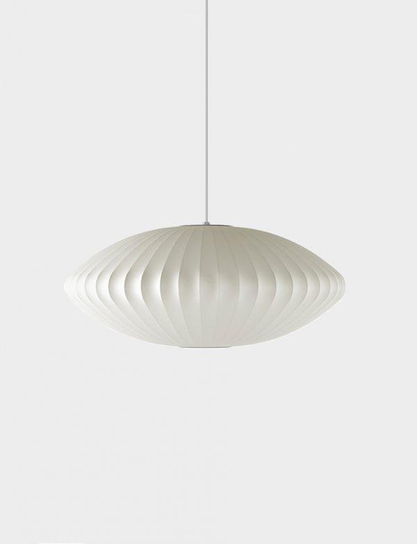 George Nelson Saucer Bubble Pendant (Herman Miller) - Lights Lights Lights