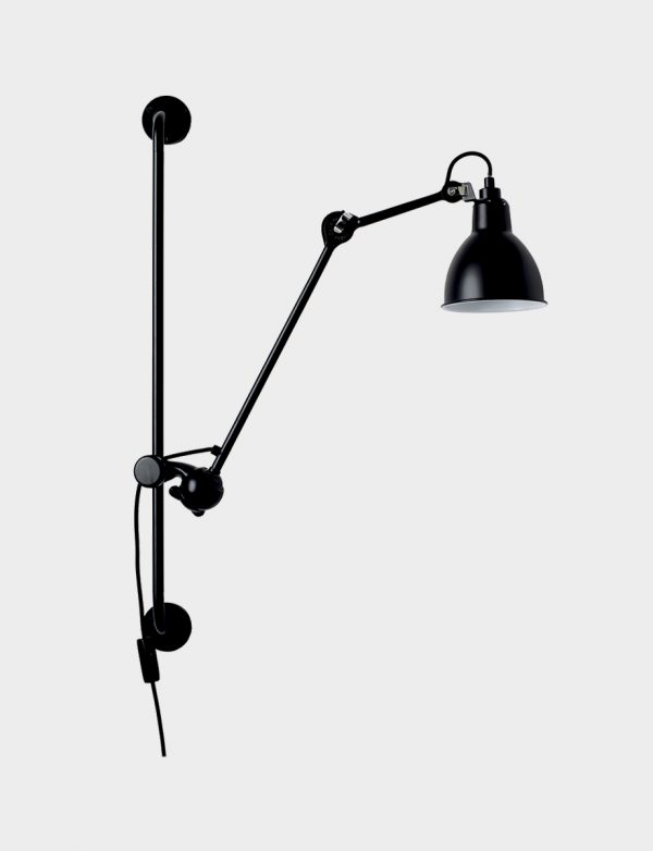 Gras 210 wall light (DCW Editions) - Lights Lights Lights