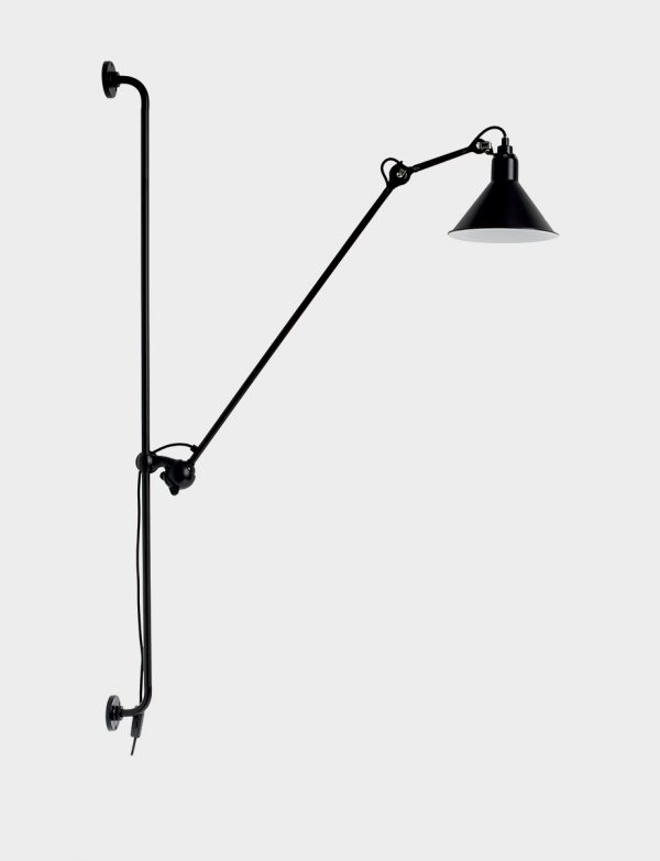 Gas 214 wall light (DCW Editions) - Lights Lights Lights