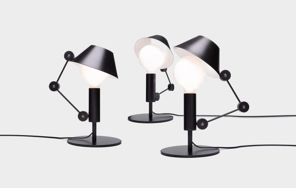 Mr Light table lamp (NEMO) - Lights Lights Lights