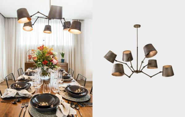 Reporter chandelier (Il Fanale) - Lights Lights Lights