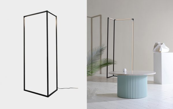 Spigolo floor lamp (NEMO) - Lights Lights Lights