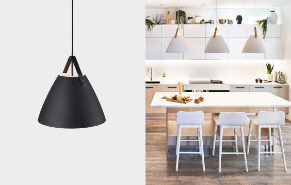 Strap pendant (Nordlux) - Lights Lights Lights