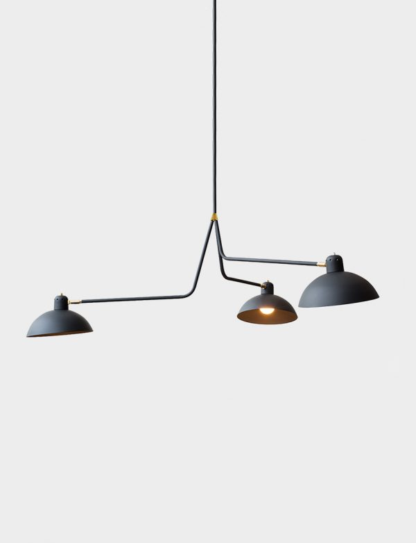 Waldorf pendant (Lambert & Fils) - Lights Lights Lights